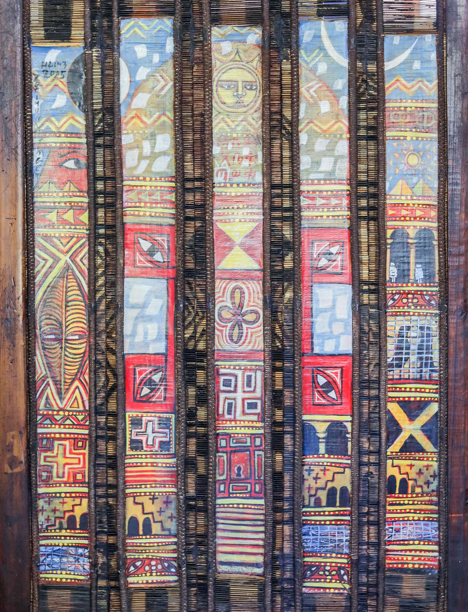Ethiopian-Contemporary-Paintings---AEF-Collection-2019---(33)-Zerihun-Yetimgeta
