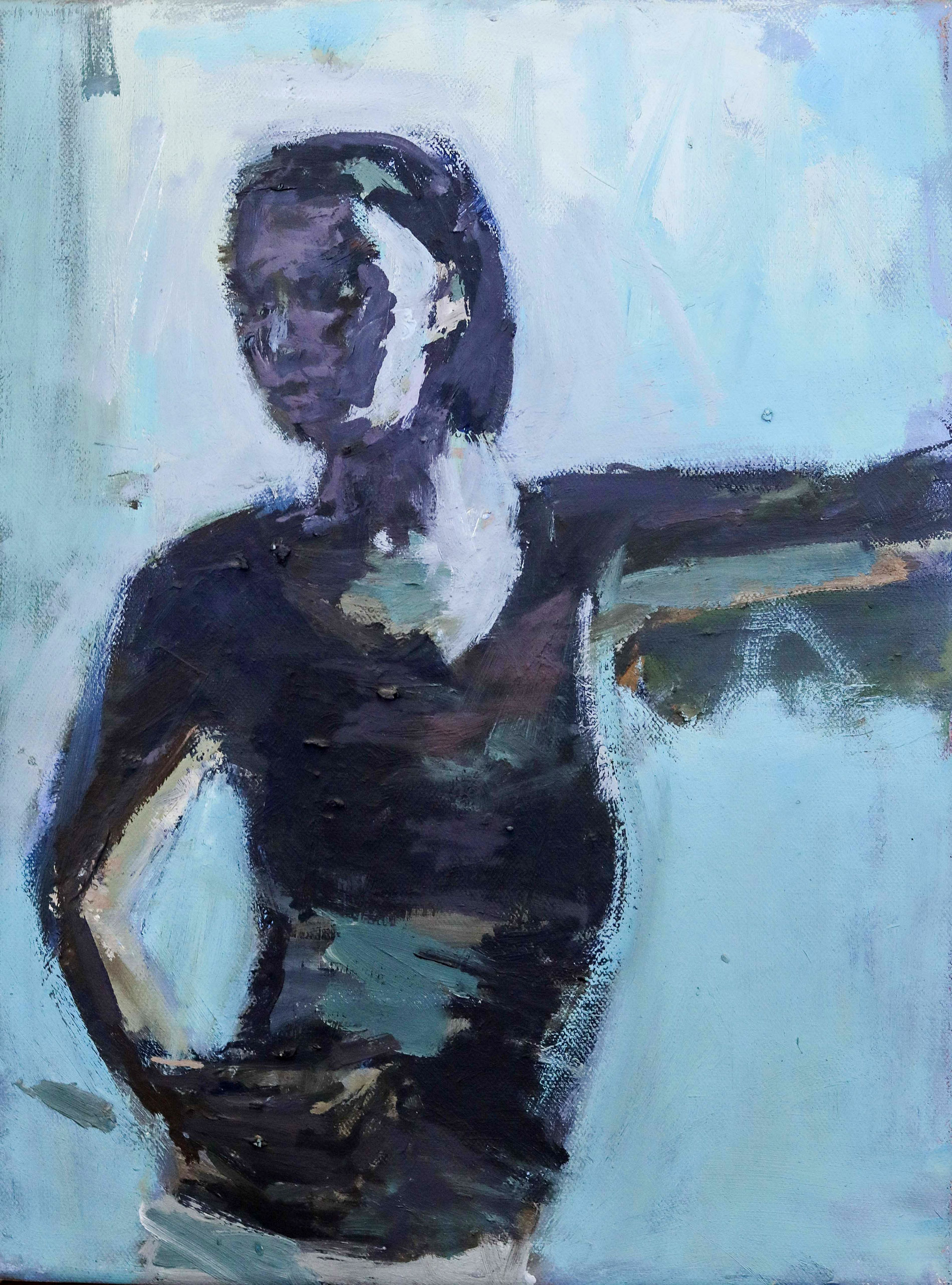 Ethiopian-Contemporary-Paintings---AEF-Collection-2019---(48)-Mulugeta-Tafesse