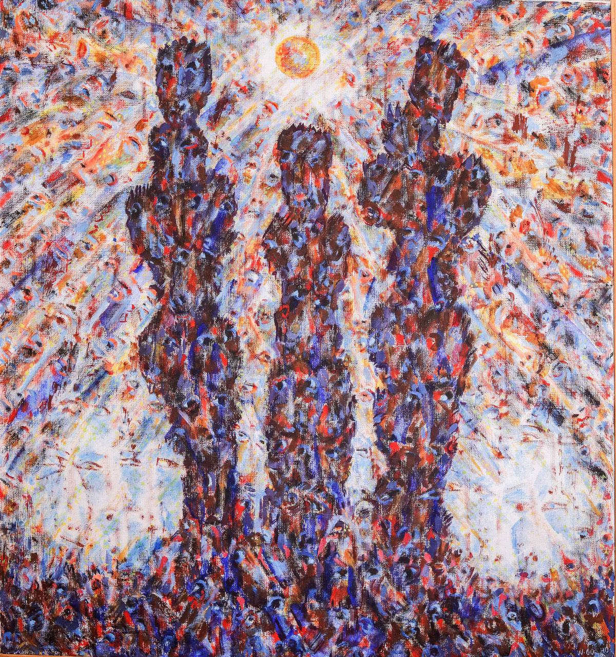 WORKU-GOSHU-1998-AFRICAN-MOTHERS-Worku-Goshu